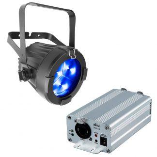 Światło, sterowanie i efekty